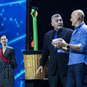 esibizione mago francesco a italia's got talent