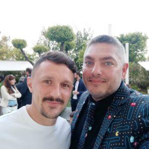 Mario Rui e mago Francesco