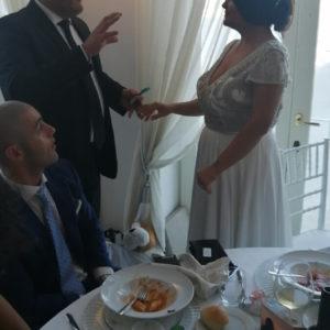 spettacolo per matrimoni